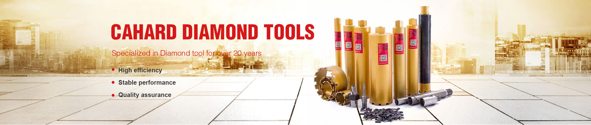 Cahard Diamond Tools